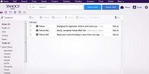 yahoo email forwarding inbox