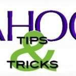 Tricks for Yahoo that You Should Know About